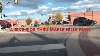 Maple Hills Bike Ride