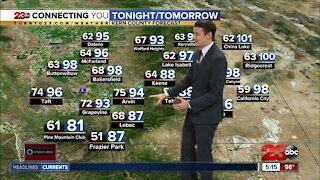 23ABC Evening weather update October 1,2020