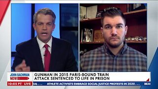 GUNMAN IN 2015 PARIS-BOUND TRAIN ATTACK SENTENCED TO LIFE IN PRISON