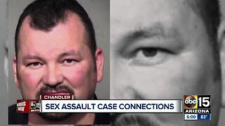 A man has been arrested in Chandler, accused of sexual assault back in 1997