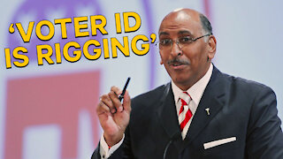 """Former RNC Chair: """"Voter ID is Rigging"""""""