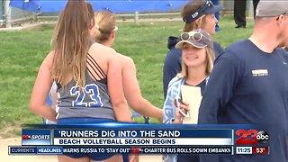 CSUB beach volleyball begins season 4-0