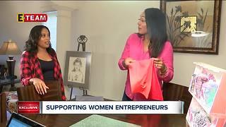 Supporting women entrepreneurs