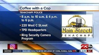 Tehachapi Police introducing Ring Security program