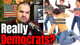 Democrats Seek To DESTROY!