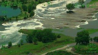 NSP Aerial Footage of Flooding in Kearney