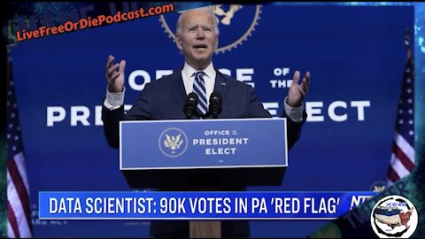 2020 Election Fraud Recap / 90,000 Mystery Votes / Source NTD News