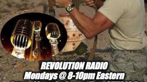 TPR - The Tipping Point Radio Show on Revolution Radio - 1.11.21