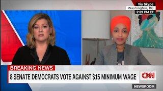Ilhan Omar Hits .... Biden, Dems