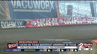 Two races give boost to Tulsa's economy