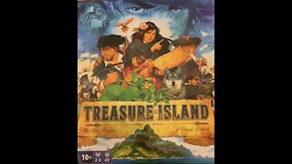 Treasure Island Board Game Review