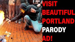 Visit Portland Parody!
