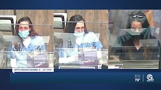 Woman wanted for fraudulent withdraws from two Bank of America branches