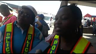 SOUTH AFRICA - Durban - Police SAPS App launch (Video) (C6p)