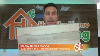 Healthy Home Flooring: Tips on updating your home with new flooring