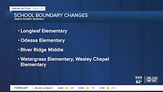 Pasco County School officials to present rezoning changes