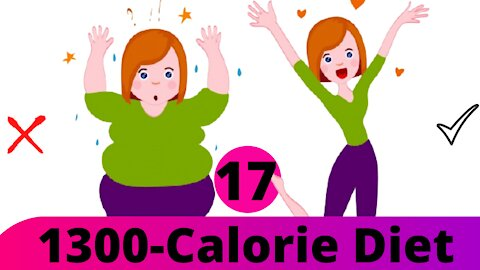 1300 Calorie Diet Plan For Effective Weight Loss   Diet Tips Series   Video no-17   Health Zone