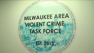 Milwaukee Area Violent Crime Task Force unveils new office