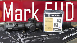 Quick Take - Leupold Mark5 HD - The STANDARD in Precision Shooting?
