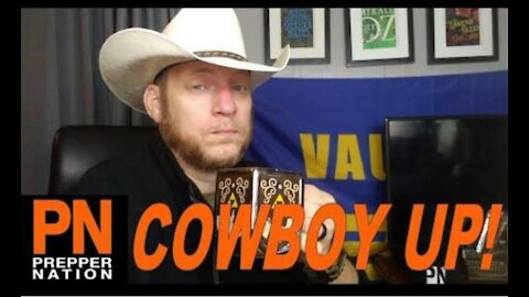 Cowboy Up, You Are NOT Alone During SHTF!
