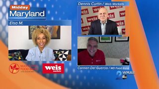 Weis Markets and Maryland Food Bank - Fight Hunger