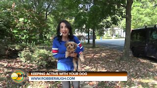 KEEPING ACTIVE WITH YOUR DOG