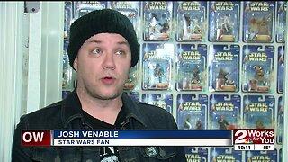 Tulsa's biggest Star Wars fan