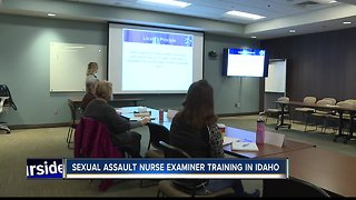 Training for nurses about handling sexual assault complexities rolling out across Idaho