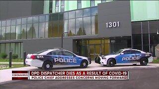 Detroit Police Department 911 dispatcher dies from coronavirus