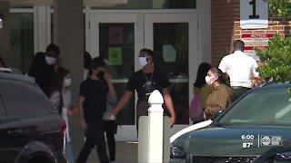 Hillsborough County teachers concerned over school readjustment process
