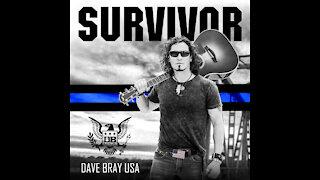 Survivor - Dave Bray USA Official Lyric Video