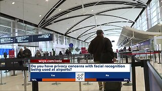 Expect facial recognition technology at Detroit Metro Airport