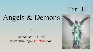 Angels and Demons Part 1