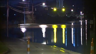Several Northeast Ohio communities rocked by flooding overnight
