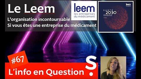 Le Leem & la santé en 2030
