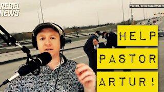 PASTOR ARTUR HAS BEEN ARRESTED!