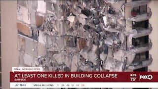FGCU Construction Management Asst. Professor weighs in on Surfside building collapse