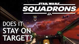 Star Wars Squadrons VR Review and Gameplay - PC Thrillride