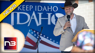"""Idaho Republicans FIRED UP after Ammon Bundy Says """"I'm In!"""""""