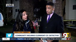 Community mourns Clermont County detective