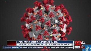 Fighting COVID-19 in CA