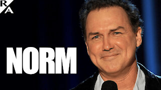 Comic Rebel Norm MacDonald Slapped Back at Political Correctness Before It Was a Thing