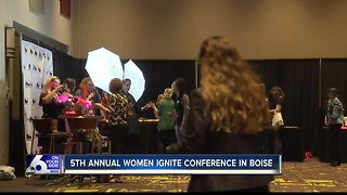 5th annual Women Ignite Conference in Boise
