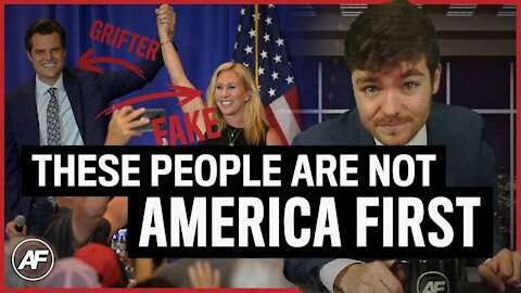 WAKE UP! The 'Holocaust RELIGION' Is ANTITHETICAL To America First
