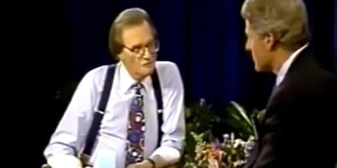 Captado in fraganti: La conversación que reveló el vínculo entre Bill Clinton y CNN