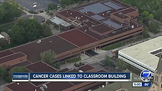 Cancer cases linked to classroom building
