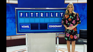 Rachel Riley pregnant with second child