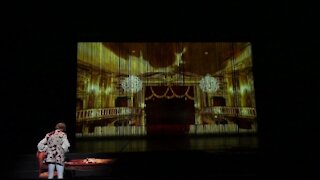 SOUTH AFRICA - Cape Town Ballet - Mozart and Salieri (VIDEO) (mYk)