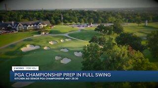 Mask rules Senior PGA Championship