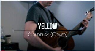 "Under the Influence Singles Eric Pedigo. ""Yellow"" Acoustic Cover"